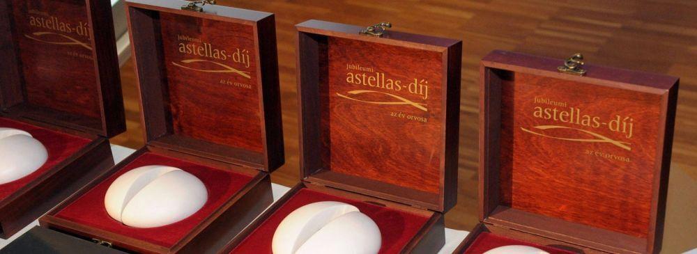 astellas díj megszűnt